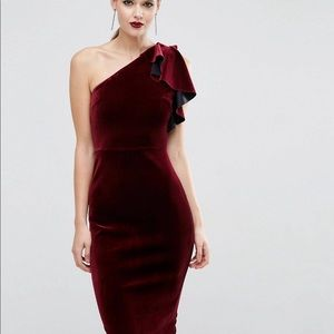 Velvet dress